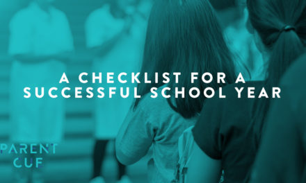 A Checklist for a Successful School Year
