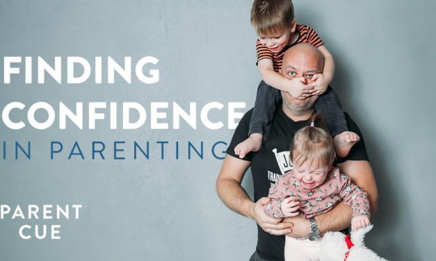 Finding Confidence in Parenting