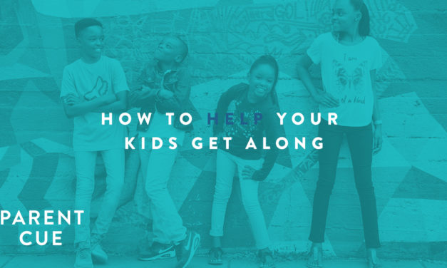 How to Help Your Kids Get Along