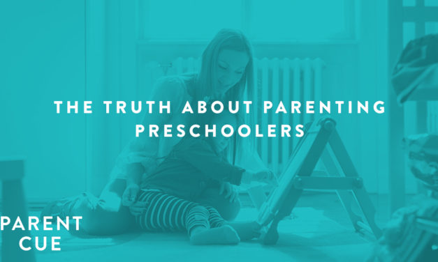 The Truth About Parenting Preschoolers