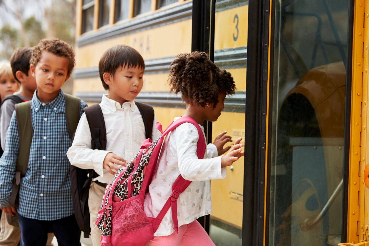 """How to Be Okay When Your """"Baby"""" Goes to School"""