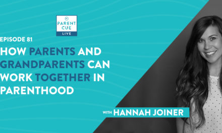 How Parents and Grandparents Can Work Together in Parenthood
