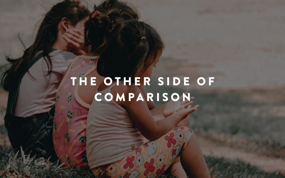 The Other Side of Comparison