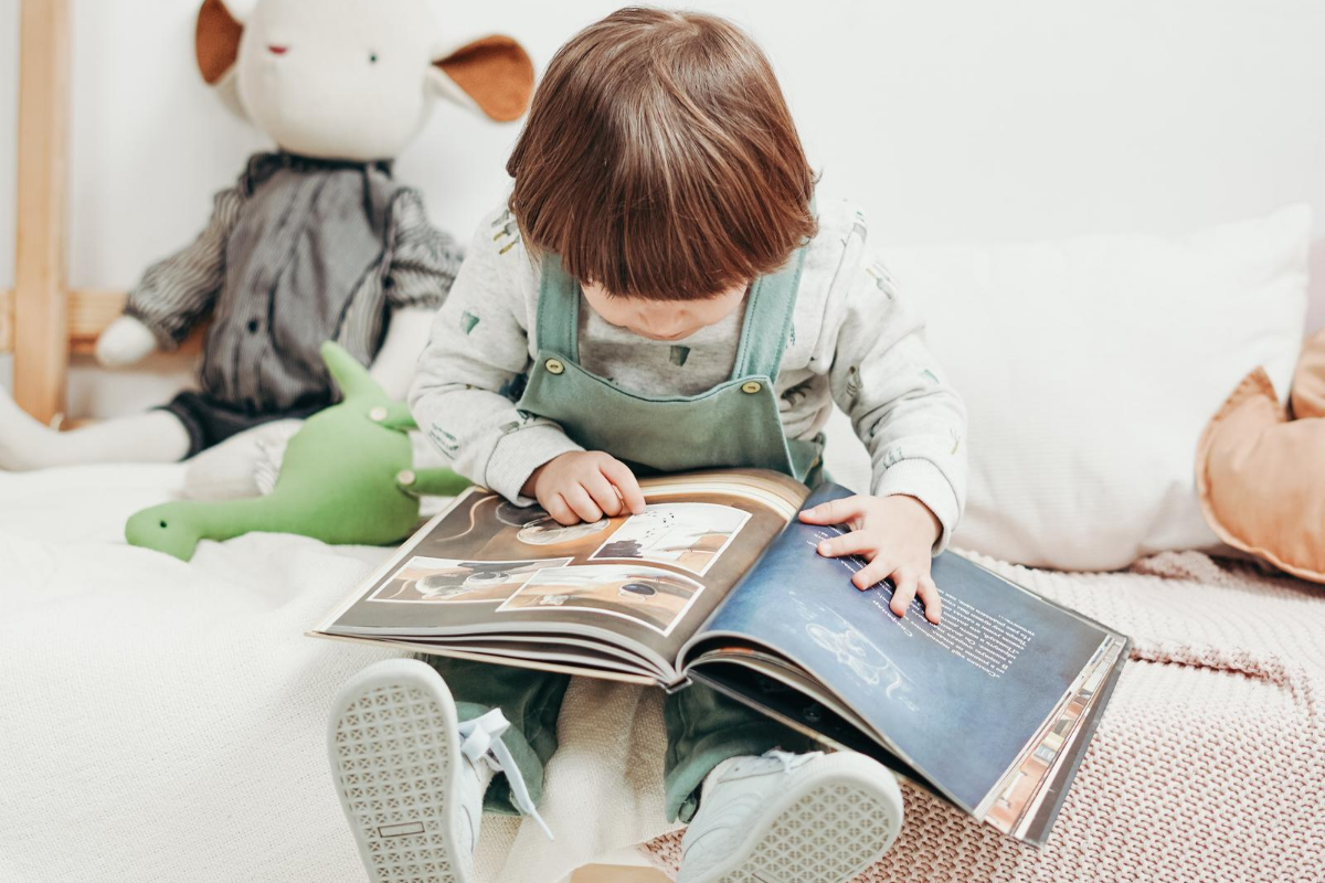 How to Read Better Bedtime Stories