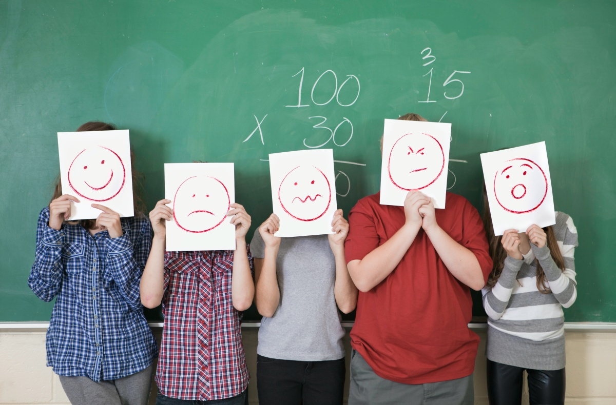 Helping Your Kid Navigate Their 27 Different Emotions | Parent Cue Blog