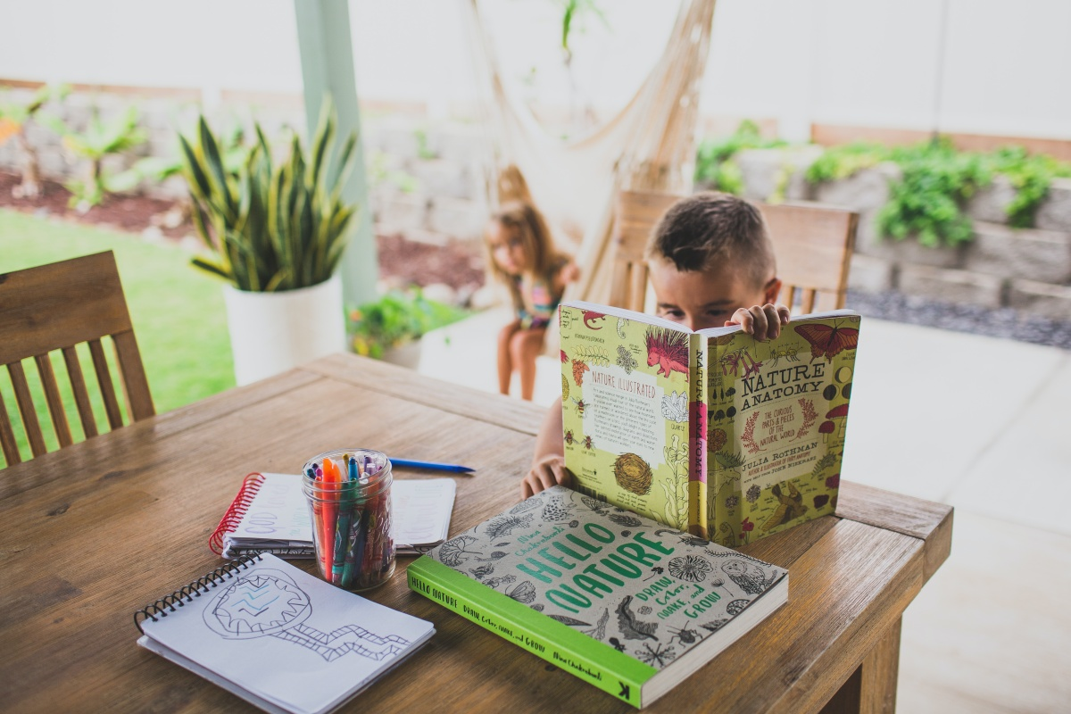 3 Ways to Take the Stress out of Homeschooling Your Kids