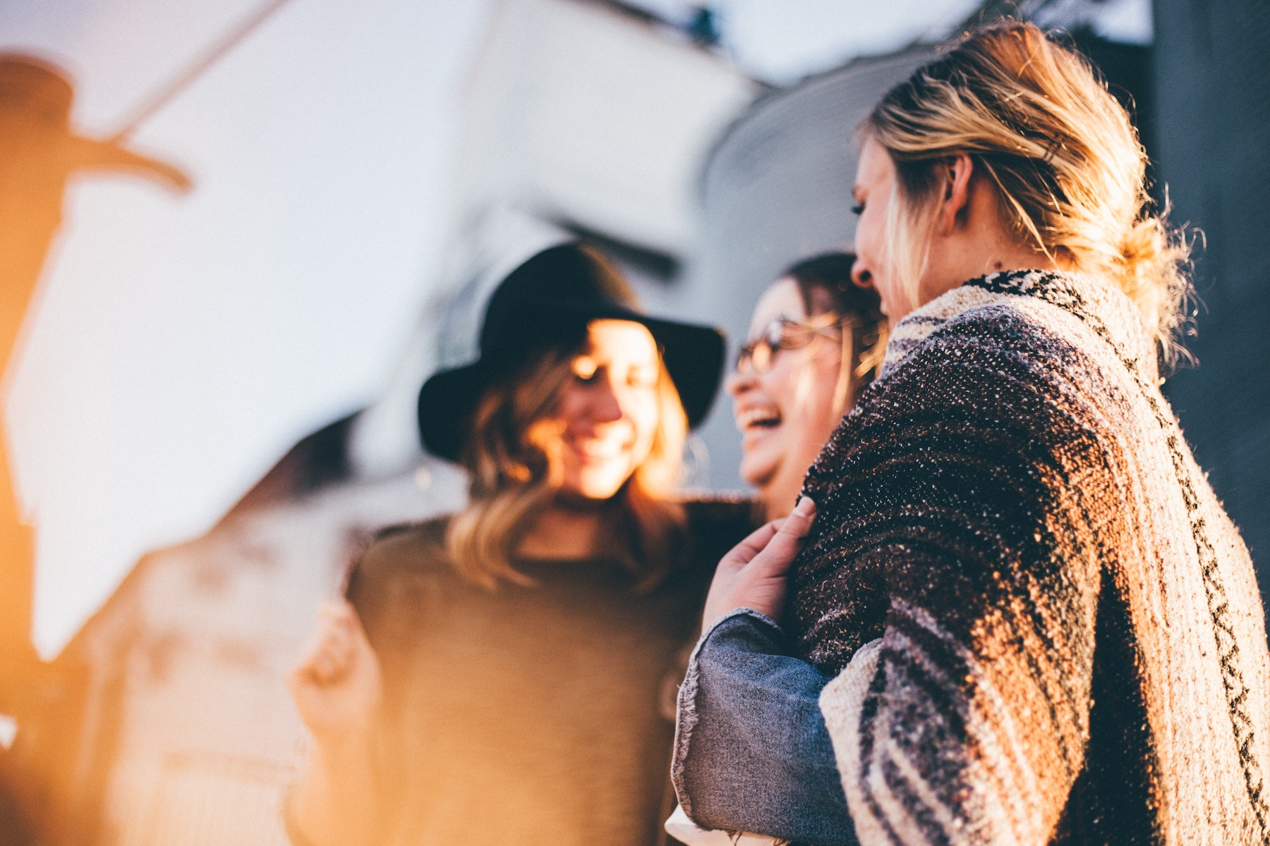 It's Not Just You: Making Other Adult Friends Is Hard