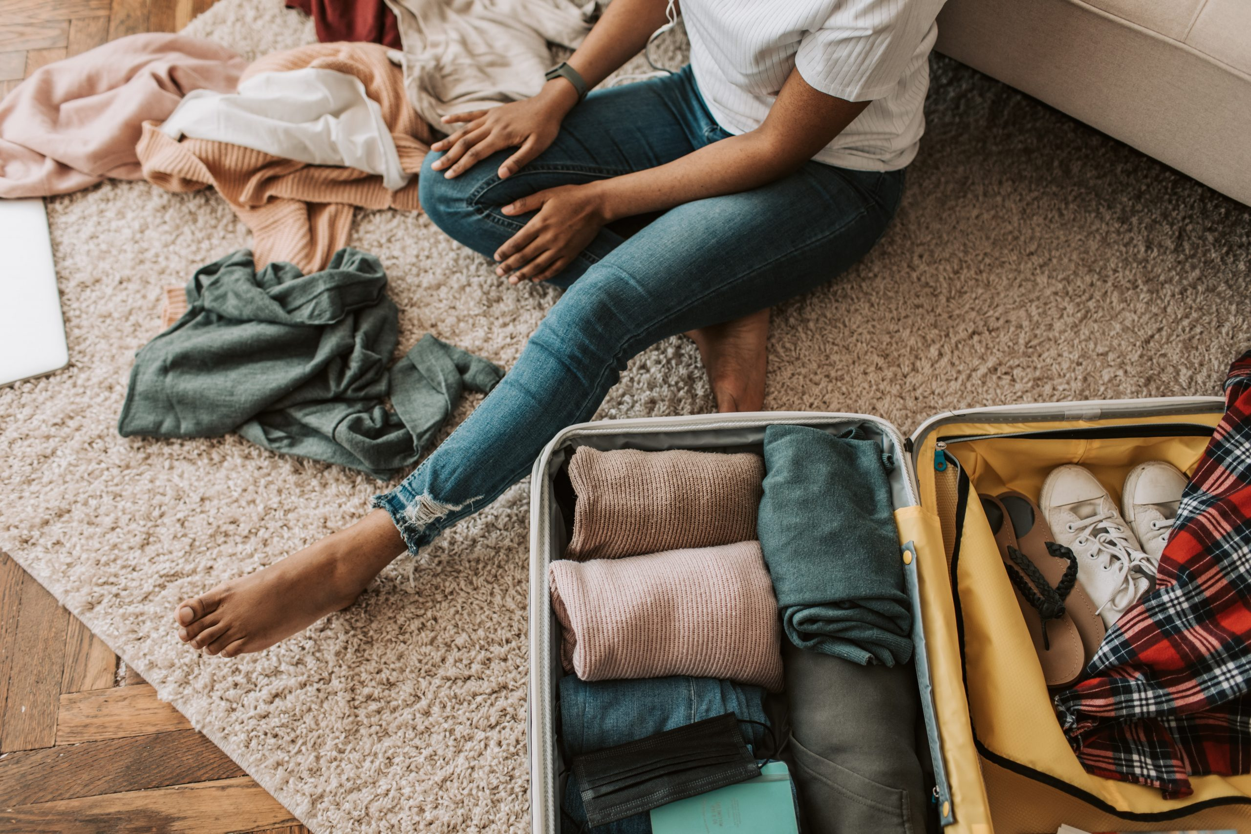 No Room for Shame in the Suitcase | Parent Cue Blog